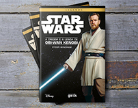 The Life and Legend of Obi-Wan Kenobi | BOOK COVER