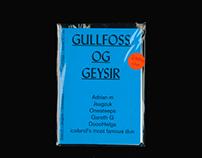 Gullfoss og Geysir