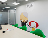 Accedia Office Space