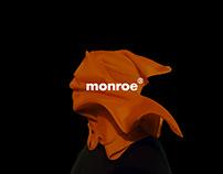 Monroe — web, branding