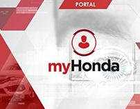 Portal myHonda