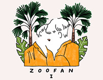 ZOOFAN Ep Cover Artwork