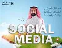 Social media post Sadrat