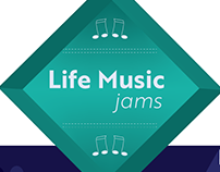 UTOPIA Music Life jams - Adobe Live Contest