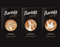 Barista Art: the design of premium coffee packaging