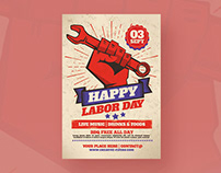 Labor Day Flyers