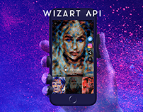Wizart API – Technology, App, Brand & Website