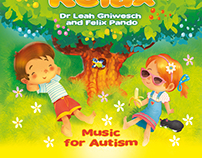 CD cover for autism children