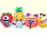 Fruiteam/ Illustration