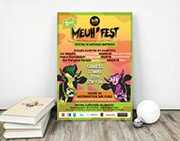 Affiche Meuh'Fest 2019
