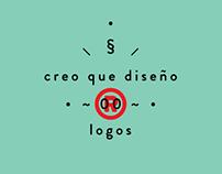 Creo que diseño logos