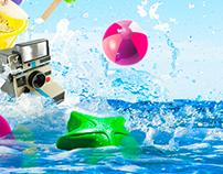 Campaña de verano para Melia.com