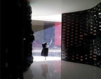 Yohji Yamamoto Store Design Concept