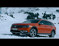 VW Alltrack Layout Spot
