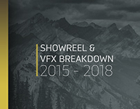 Omed Diyari   Showreel and VFX Breakdowns
