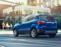 2018 Ford EcoSport - CGI & Retouching
