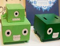 Toy Design(Yento & Monya)