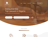 Lawyer Website Inspiration