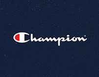 CHAMPION / LAUNCH MÉXICO PROPOSAL