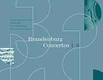 Brandenburg Concertos (1–6)