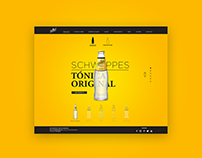 SCHWEPPES WEBSITE