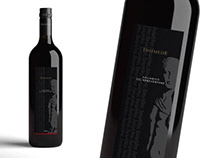 DIOMEDE | Wine Label Design