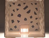 Faust play - illumination simulation