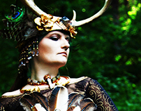 Queen Of The Forest Series II