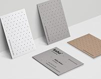 Koho' – Architecture Studio Identity