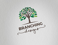 Logo Design for Branching Designs