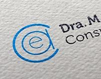 Logo y papelería para consultorio ecográfico