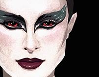 Black Swan // Ilustración