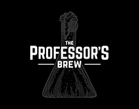 The Professor's Brew | Branding