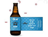 Cerveza Personalizada ¡Feliz día Papá!