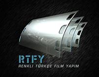 Renkli Türkçe Film Yapım logo 2005-2006