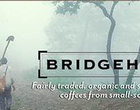 Bridgehead Web Re-Design
