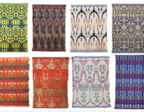 Woven Collection inspired by The Moscow Kremlin