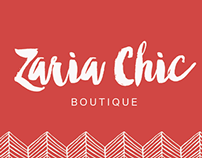 Zaria Chic Branding