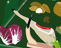 Natale 2014 Melius Show Food