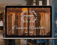 FashionMarket eCommerce Newsletter (PSD & HTML)