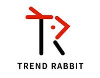 Logo設計-Trend Rabbit