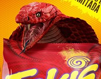 TAKIS Cobra / Sobrevive a la mordida