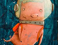 space pig