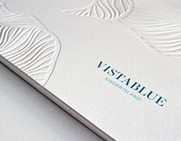VistaBlue // Full Launch Campaign