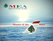 Middle East Airlines Ad