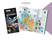 Traveller's Companion Magazine - rebranding
