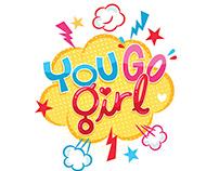 Menarche : You Go Girl