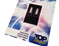 Top Panel - Product Catalog