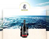 Design concept for wine company