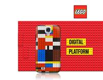 LEGO | Digital Platform